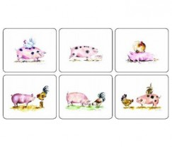 Lady-Clare-Pig-and-Chicken-melamine1