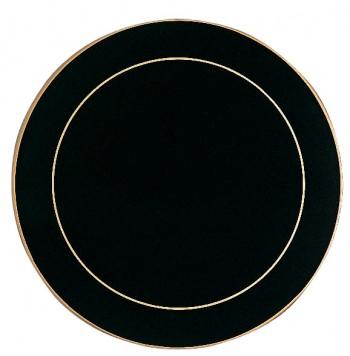 round black tablemat