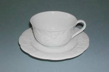 Wld Ivy Teacup & Saucer 00000