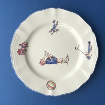 Luneville Alex plate