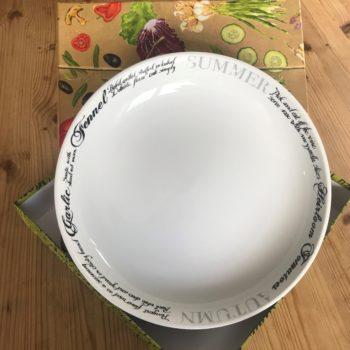 Rosanna serving bowl